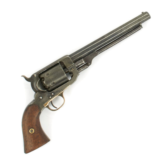 Original U.S. Civil War Whitney 2nd Model Navy Percussion Revolver in .36 Caliber - Serial 1514
