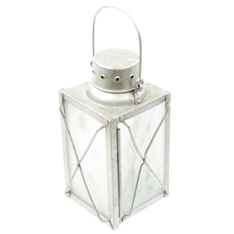 Original German WWII Luftwaffe Barracks Candle Lantern - Dated 1939