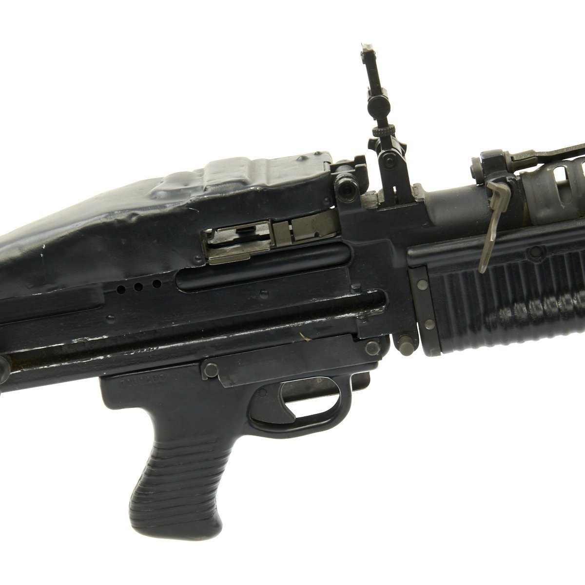 Original U S  Vietnam War M60 Display Machine Gun - Built