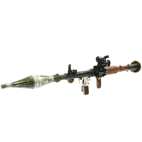Orignal Russian Cold War RPG-7 Rocket Propelled Grenade Launcher - Inert