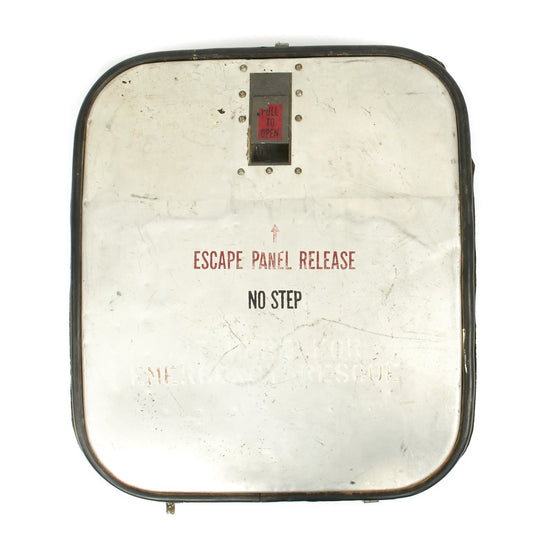 Original British WWII RAF Avro Lancaster Parachute Escape Hatch