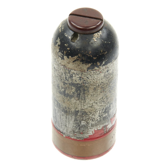 Original Japanese WWII Type 89 Knee Mortar 50mm Grenade Round - Inert