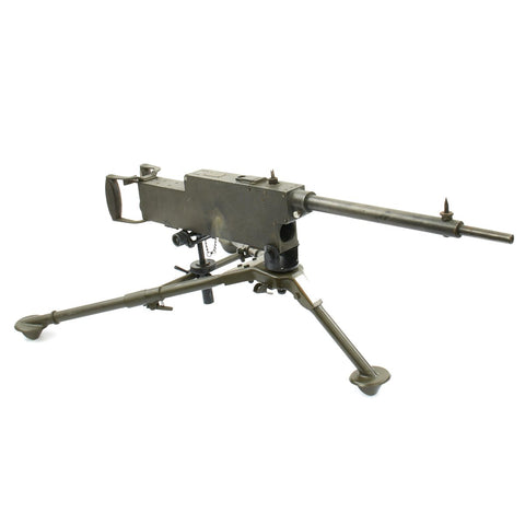 Original U.S. WWII Fairchild CG-16 Camera Machine Gun