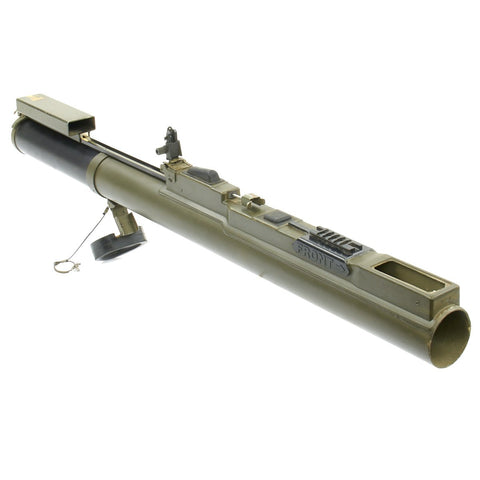 Original U.S. M72 Improved LAW Light Anti-Tank Weapon Rocket Propelled Grenade Launcher - Inert