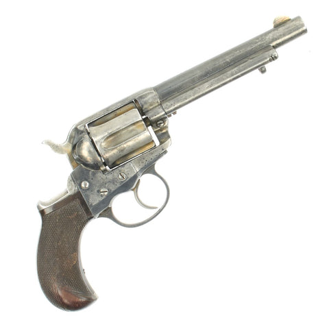 Original U.S. Colt M-1877 .41cal Thunderer Revolver with 5 Inch Barrel made in 1878 - Serial 10842