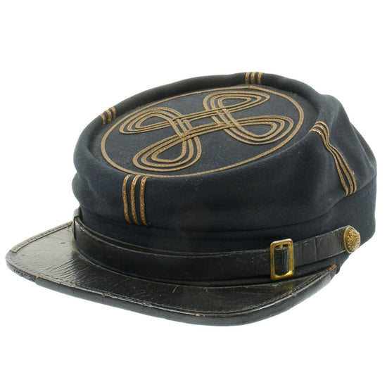 Original U.S. Indian Wars Major Chasseur Pattern Kepi