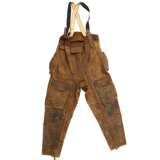 Original U.S. WWII Type A-2 Flying Pants Original Items