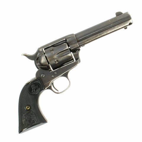 Original U.S. Antique Colt .45cal Single Action Army Revolver made in 1896 - Serial 164960 Original Items
