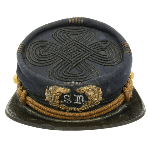 Original U.S. Army Indian Wars Colonel Subsistence Department Chasseur Pattern Kepi