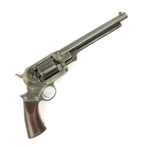 Original U.S. Civil War Starr Arms Co. 1863 Single Action .44 Caliber Percussion Army Revolver - Matching Serial No 38358