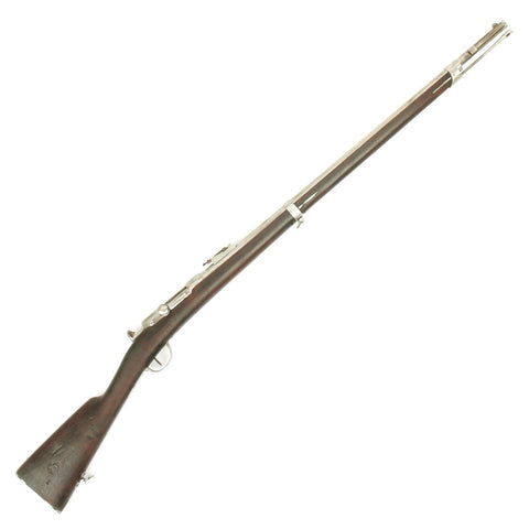 Original French Model 1866 Chassepot Needle Fire Rifle Dated 1871 - Serial No 6649