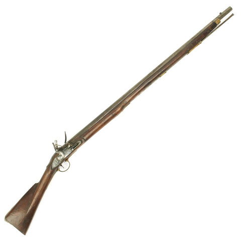Original British Napoleonic Wars P-1796 Third Model Brown Bess Flintlock Musket - 28th Regiment