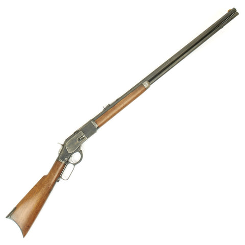 "Original U.S. Winchester Model 1873 .38-40 Rifle with Special Order 30"" Octagonal Barrel - Manufactured in 1882"