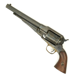 Original Civil War New Model 1863 Army Revolver Converted to Rimfire - Serial 74417