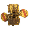 show larger image of product view 4 : Original German WWII Butterfly Bomb SD-2 Sprengbombe Dickwandig 2 kg - Dated 1941 Original Items