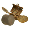 show larger image of product view 6 : Original German WWII Inert Butterfly Bomb SD-2 Sprengbombe Dickwandig 2 kg - dated 1941 Original Items