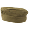 show larger image of product view 11 : Original German WWII Unissued DAK Afrikakorps EM-NCO M38 Overseas Cap with RBNr. - Size 55 Original Items