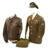 show larger image of product view 1 : Original U.S. WWII 20th Air Force Named Aerial Gunner Grouping with A-2 Jacket Original Items