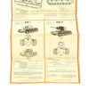 show larger image of product view 7 : Original German WWII Tank and Armored Vehicle Identification Charts - Soviet, American, British Original Items
