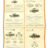 show larger image of product view 11 : Original German WWII Tank and Armored Vehicle Identification Charts - Soviet, American, British Original Items