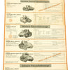 show larger image of product view 20 : Original German WWII Tank and Armored Vehicle Identification Charts - Soviet, American, British Original Items