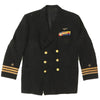 show larger image of product view 31 : Original U.S. WWII Navy Fighter Squadron VF-72 Highly Decorated Named Service Coat with Original Documents Original Items