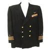 show larger image of product view 2 : Original U.S. WWII Navy Fighter Squadron VF-72 Highly Decorated Named Service Coat with Original Documents Original Items