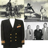 show larger image of product view 1 : Original U.S. WWII Navy Fighter Squadron VF-72 Highly Decorated Named Service Coat with Original Documents Original Items