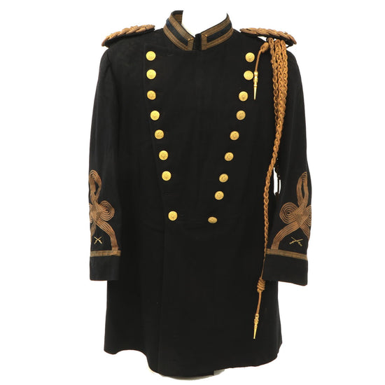 Original U.S. Spanish American War M-1902 Army Infantry Colonel's Frock Coat Original Items
