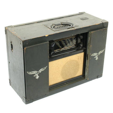 Original German WWII Luftwaffe Model K32 Siemens Portable GWB Radio