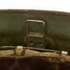 show larger image of product view 14 : Original WWII French M1926 Adrian Helmet without Badge - Olive Green Original Items