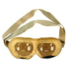 show larger image of product view 4 : Original German Luftwaffe Flight Goggles with Large Tinted Lenses Original Items
