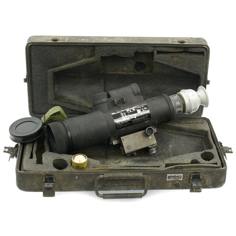 Original U.S. Army Vietnam Era AN/PVS-2B Starlight Night Vision Scope with Transit Chest