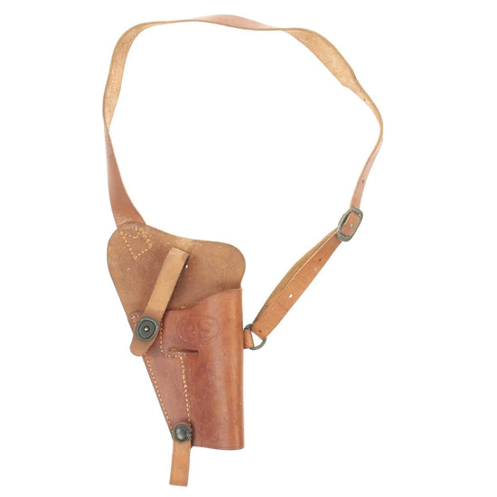 Original U.S. WWII M3 Colt 1911 .45 Tanker Shoulder Holster by Boyt Harness Co.