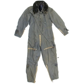 Original German WWII Luftwaffe Blue Winter Flying Suit by Karl Heisler