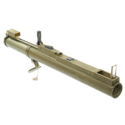 Original U.S. M72A2 LAW Light Anti-Tank Weapon Rocket Propelled Grenade Launcher - Inert Original Items