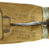 show larger image of product view 4 : Original U.S. WWII M1926 D-Day Inflatable Flotation Belt Life Preserver by Eagle Rubber - Dated APR 4 1944 Original Items