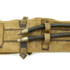 show larger image of product view 6 : Original U.S. WWII M1926 D-Day Inflatable Flotation Belt Life Preserver by Eagle Rubber - Dated APR 4 1944 Original Items