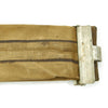 show larger image of product view 9 : Original U.S. WWII M1926 D-Day Inflatable Flotation Belt Life Preserver by Eagle Rubber - Dated APR 4 1944 Original Items
