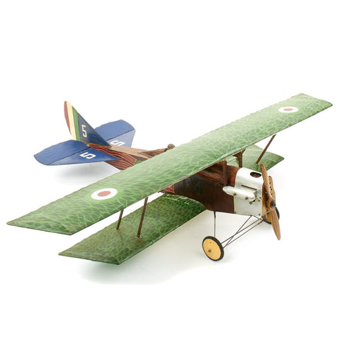 Original Italian WWI Ansaldo SVA Large Scale Model Plane for 1927 Film Wings