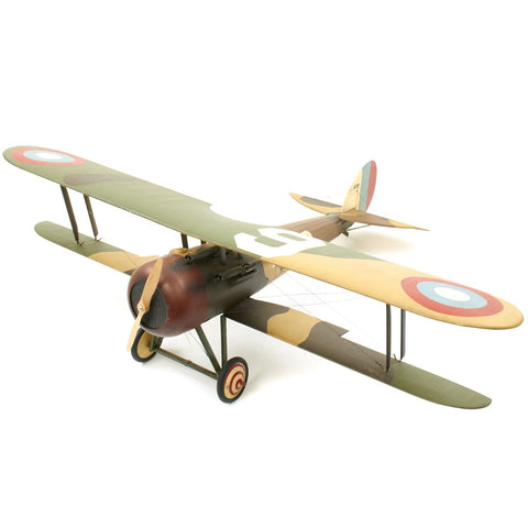 Original U.S. WWI 94th Aero Squadron Nieuport 28 C.1 Large Scale Model Plane for 1927 Film Wings Original Items
