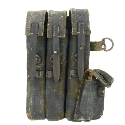 Original German WWII MP40 Magazine Pouch Original Items