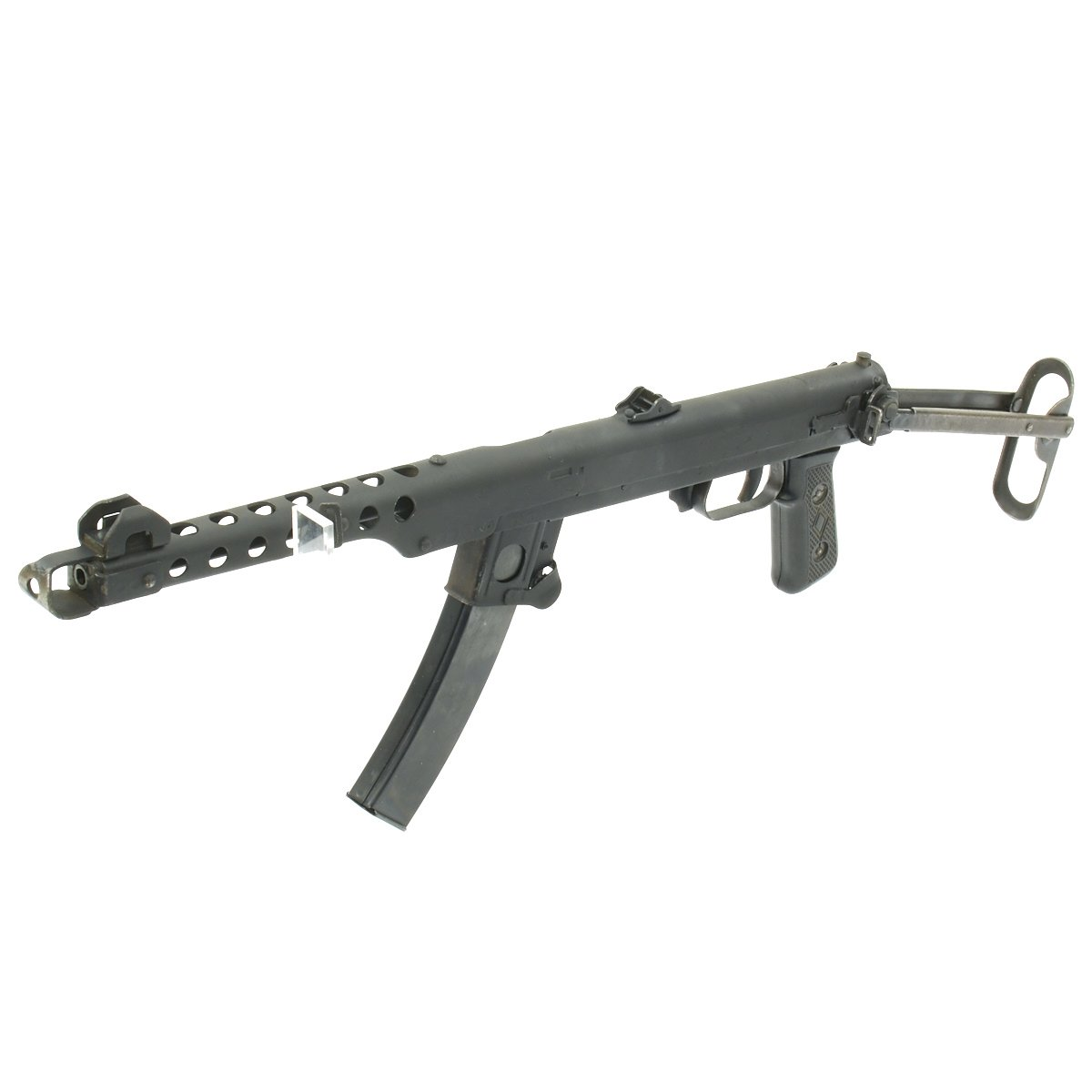 Original WWII Soviet Russian PPs-43 Display Submachine Gun