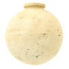 show larger image of product view 3 : Original Japanese WWII Type 4 Ceramic Inert Hand Grenade - Last Ditch Unglazed