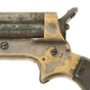 show larger image of product view 5 : Original U.S. 19th Century Sharps Model 2A .30 Rimfire 4 Barrel Brass Frame Pepperbox Pistol - Serial 1771 Original Items