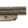 show larger image of product view 7 : Original U.S. 19th Century Sharps Model 2A .30 Rimfire 4 Barrel Brass Frame Pepperbox Pistol - Serial 1771 Original Items