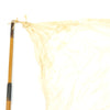 "show larger image of product view 5 : Original Japanese WWII Pilot Bail Out Float Flag with Telescoping Staff - 39"" x 31"" Original Items"