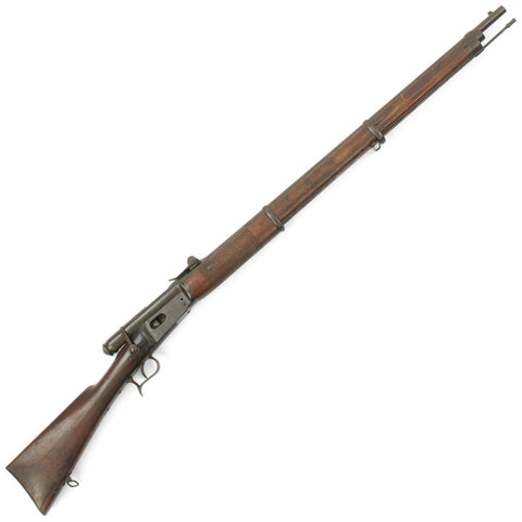 Original Swiss Vetterli Repetiergewehr M1869/71 Infantry Magazine Rifle Serial No 60993 - 10.35 x 47mm Original Items