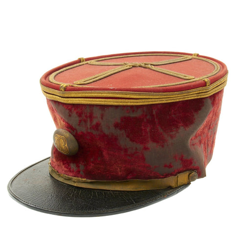 Original WWI French Medical Officer Kepi Original Items