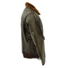 show larger image of product view 8 : Original U.S. WWII Navy AN-J-3A Flight Jacket by Monarch - Size 40